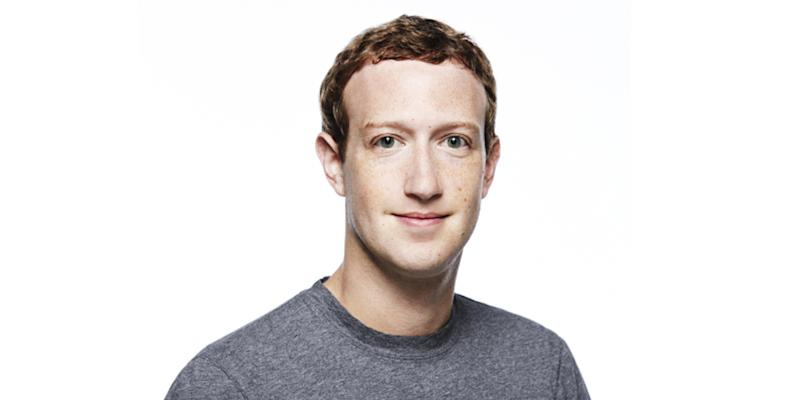 Mark Zuckerberg, Founder & CEO, Facebook. Photo: Facebook