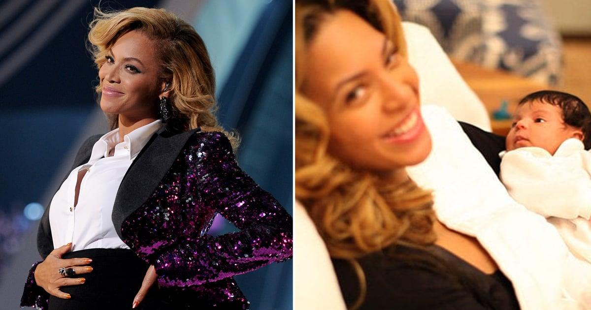 """<p>Who could forget <a href=""""https://www.popsugar.com/celebrity/Beyonce-Knowles-Pregnant-Pictures-Performing-VMA-Awards-18900913"""" class=""""ga-track"""" data-ga-category=""""Related"""" data-ga-label=""""https://www.popsugar.com/celebrity/Beyonce-Knowles-Pregnant-Pictures-Performing-VMA-Awards-18900913"""" data-ga-action=""""In-Line Links"""">Beyoncé's epic pregnancy reveal at the MTV VMAs</a> in August 2011? After an <a href=""""https://www.youtube.com/watch?v=w1BkGvvm7Ps"""" target=""""_blank"""" class=""""ga-track"""" data-ga-category=""""Related"""" data-ga-label=""""https://www.youtube.com/watch?v=w1BkGvvm7Ps"""" data-ga-action=""""In-Line Links"""">incredible performance of """"Love on Top,""""</a> the songstress had an actual mic drop moment when she suddenly unbuttoned her jacket to show off her growing belly. </p> <p>After her unforgettable pregnancy reveal, Bey <a href=""""https://www.popsugar.com/celebrity/Cutest-Beyonce-Blue-Ivy-Pictures-42853430"""" class=""""ga-track"""" data-ga-category=""""Related"""" data-ga-label=""""https://www.popsugar.com/celebrity/Cutest-Beyonce-Blue-Ivy-Pictures-42853430"""" data-ga-action=""""In-Line Links"""">welcomed firstborn Blue Ivy Carter on Jan. 7, 2012</a>, with husband JAY-Z. Things hardly slowed down for the new mom, though. In May, she made an onstage comeback at a <a href=""""https://www.popsugar.com/celebrity/Beyonce-Knowles-Atlantic-City-Performance-Pictures-23298655"""" class=""""ga-track"""" data-ga-category=""""Related"""" data-ga-label=""""https://www.popsugar.com/celebrity/Beyonce-Knowles-Atlantic-City-Performance-Pictures-23298655"""" data-ga-action=""""In-Line Links"""">her concert in Atlantic City, NJ</a>. A little over a month later, she snagged two awards at the BET Awards: best female R&amp;B artist and video director of the year.</p>"""