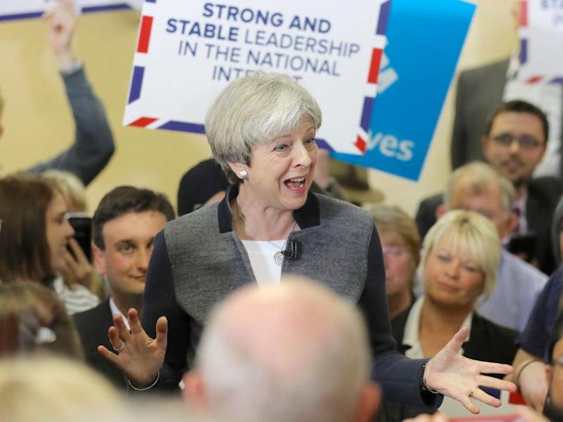 May was right to call an election