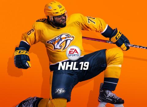 EA Sports NHL® 19 Revealed with All-Star Defenseman P.K. Subban as Cover Athlete at the 2018 NHL Awards™