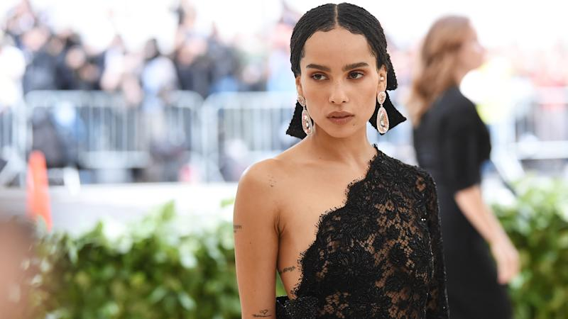 Zoë Kravitz Is Our New Catwoman & We Are Living