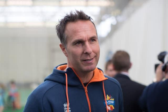 Michael Vaughan has questioned the wisdom of playing The Hundred behind closed doors (Aaron Chown/PA)