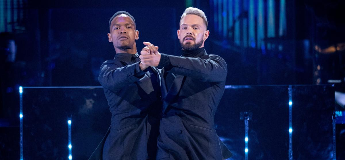 'Strictly Come Dancing' Week One: John Whaite and Johannes Radebe score top with Tango