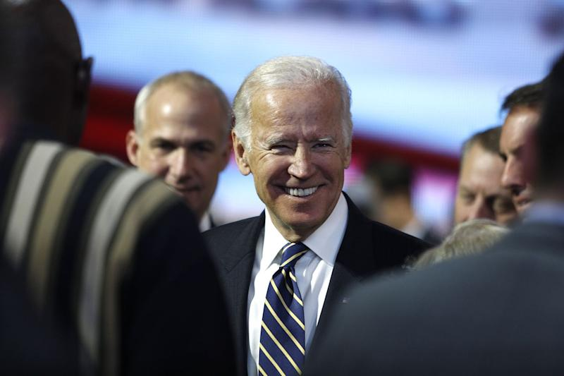 Biden questions Trump administration 'romance' with Putin