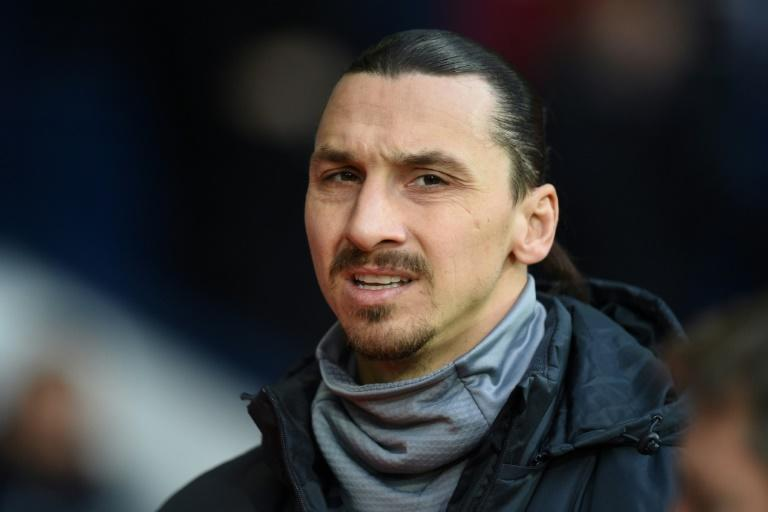 Manchester United's Swedish striker Zlatan Ibrahimovic is set to sign for LA Galaxy, according to US media reports