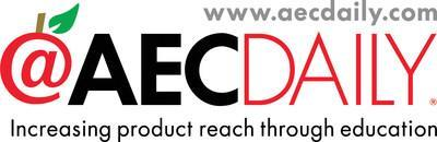 AEC Daily is the largest provider of free online continuing education to construction professionals. Courses are available online 24 hours a day, 7 days a week and credits are automatically tracked and reported. Architects, engineers, interior designers and other construction professionals rely on AEC Daily to maintain their accreditation with ease. AECDaily.com (CNW Group/AEC Daily)
