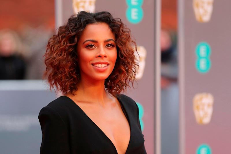 New role? Rochelle Humes is set to join This Morning: DANIEL LEAL-OLIVAS/AFP/Getty Images