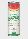 """<p><strong>Mighty Swell</strong></p><p>drizly.com</p><p><strong>$2.84</strong></p><p><a href=""""https://go.redirectingat.com?id=74968X1596630&url=https%3A%2F%2Fdrizly.com%2Fbeer%2Fspecialty-beer-alternatives%2Fhard-seltzer%2Fmighty-swell-watermelon-mint%2Fp83800&sref=https%3A%2F%2Fwww.delish.com%2Fkitchen-tools%2Fcookware-reviews%2Fg33263238%2Fhard-seltzers%2F"""" rel=""""nofollow noopener"""" target=""""_blank"""" data-ylk=""""slk:BUY NOW"""" class=""""link rapid-noclick-resp"""">BUY NOW</a></p><p>Talk about a <a href=""""https://www.delish.com/food-news/a32582012/harry-styles-watermelon-sugar-music-video/"""" rel=""""nofollow noopener"""" target=""""_blank"""" data-ylk=""""slk:watermelon sugar"""" class=""""link rapid-noclick-resp"""">watermelon sugar</a> high! This Austin-based favorite mixes refreshing mint with sweet watermelon. </p>"""