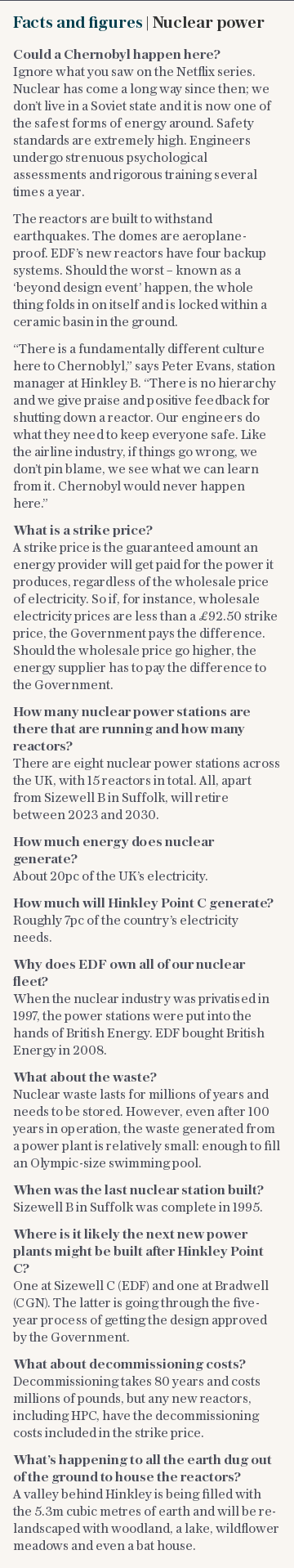 Facts and figures | Nuclear power