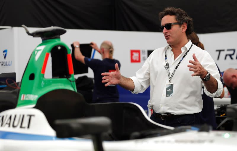 Formula One has a 50-50 chance of going racing, says Agag