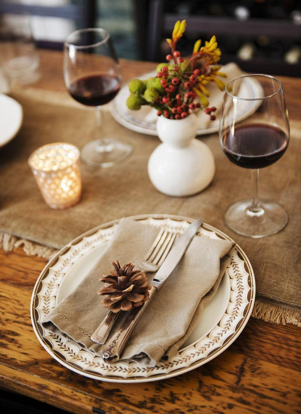 <p>Developing a theme is a fun part of event planning. Use it as your guide for all decisions from invitations to party favors. A theme can be as simple as selecting a color palette that is used in all the details.</p>