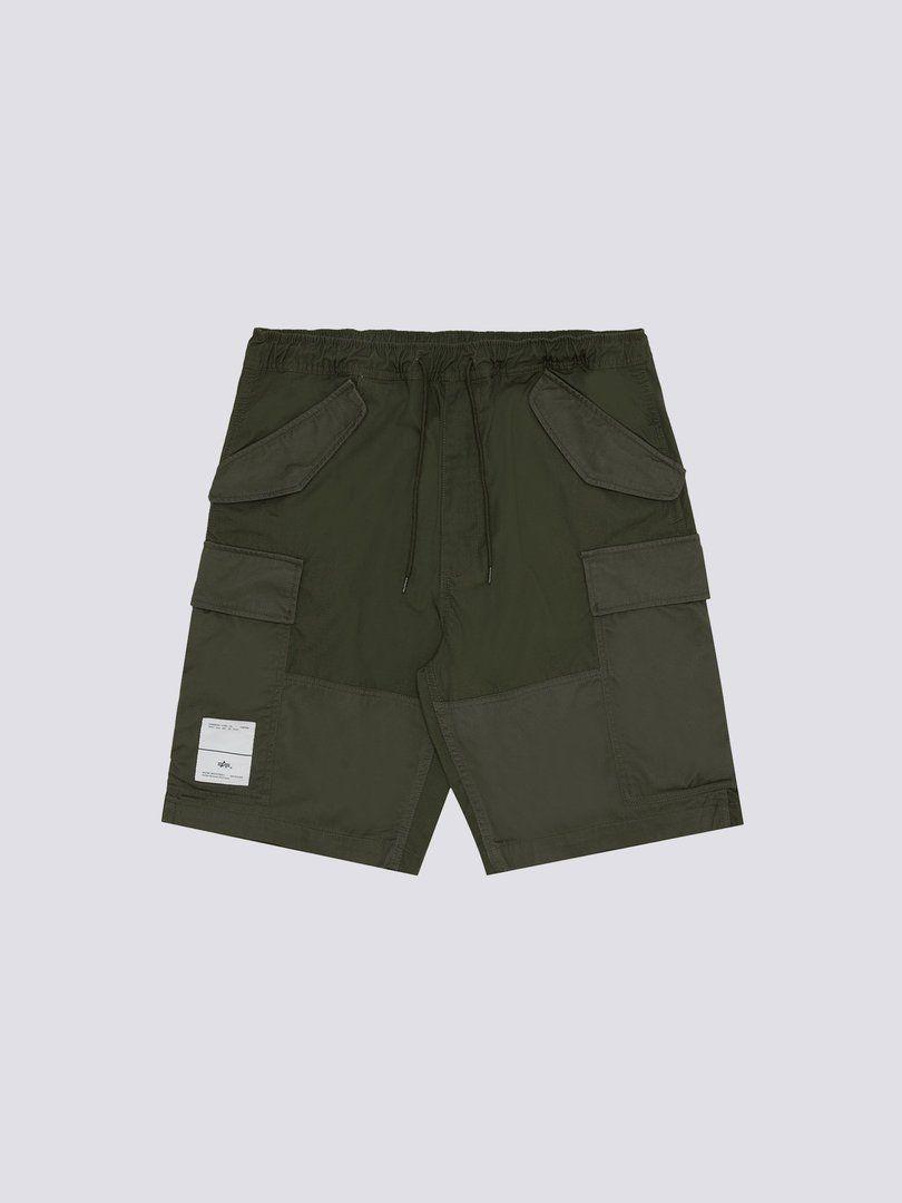 """<p><strong>Alpha Industries</strong></p><p>alphaindustries.com</p><p><strong>$105.00</strong></p><p><a href=""""https://go.redirectingat.com?id=74968X1596630&url=https%3A%2F%2Fwww.alphaindustries.com%2Fcollections%2Funfrm%2Fproducts%2Fmba51000c1-unfrm-ripstop-cargo-shorts%3Fvariant%3D39338139516983&sref=https%3A%2F%2Fwww.esquire.com%2Fstyle%2Fmens-fashion%2Fg36504642%2Fbest-new-menswear-may-21-2021%2F"""" rel=""""nofollow noopener"""" target=""""_blank"""" data-ylk=""""slk:Shop Now"""" class=""""link rapid-noclick-resp"""">Shop Now</a></p><p>Behold! Cargo shorts you'll actually want to wear. (And won't get you mercilessly mocked by all your buddies, either.)</p>"""