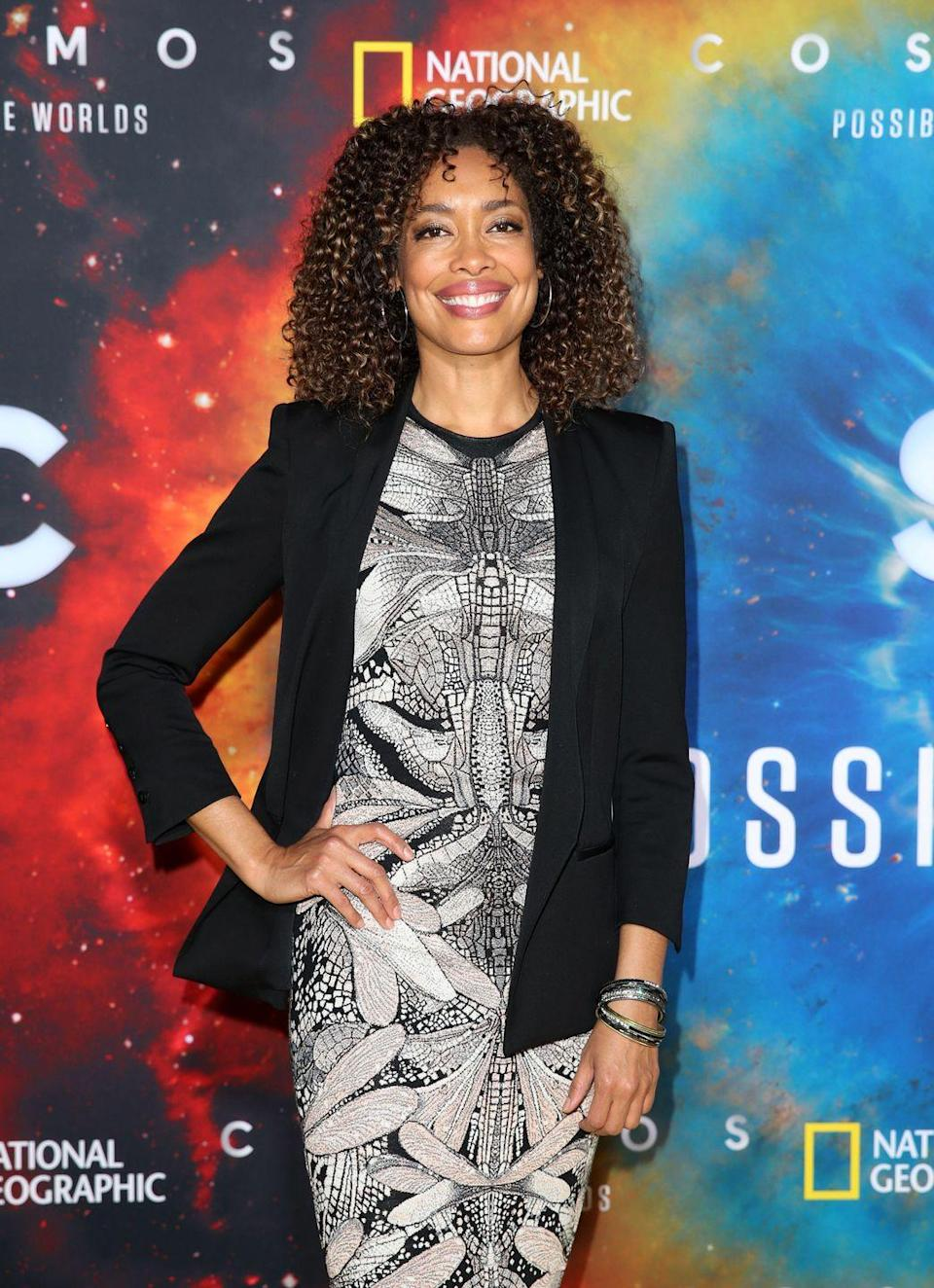 """<p>In 2019, Torres—a Cuban American—<a href=""""https://www.nbcnews.com/news/latino/pearson-star-gina-torres-first-afro-latina-create-produce-star-n1035886"""" rel=""""nofollow noopener"""" target=""""_blank"""" data-ylk=""""slk:became the first Afro-Latina"""" class=""""link rapid-noclick-resp"""">became the first Afro-Latina</a> to star, create, and produce her own show for USA Network's <em>Pearson</em>, a spin-off of the long running legal drama, <em>Suits</em>. </p><p>Torres recently opened up to <a href=""""https://www.cnn.com/2021/06/11/entertainment/latinxcellence-gina-torres/index.html"""" rel=""""nofollow noopener"""" target=""""_blank"""" data-ylk=""""slk:CNN"""" class=""""link rapid-noclick-resp""""><em>CNN</em></a> about the choice she's long had to make between being Black and Latino, saying that she was considered """"too exotic"""" or """"confusing"""" for certain roles. But she decided to push for her character on <em>9-1-1: Lone Star</em>, soon to be in its third season, to be Afro-Latina in order to """"let the audience know that this is also the face of Latinidad."""" And when asked about what the industry could do to improve Latinx representation, her answer was simple: hire us.</p><p>""""It's not that hard,"""" she said. """"We need to be in front of the camera, behind the camera, we need to be writing the words, we need to be directing these stories. There's so much room in the industry. If we all get together and create a system by which we can nurture each other's talents, bring people under the umbrella and bring them into the fold. Then the pool widens so that you have more to choose from and more to pick from.""""</p>"""