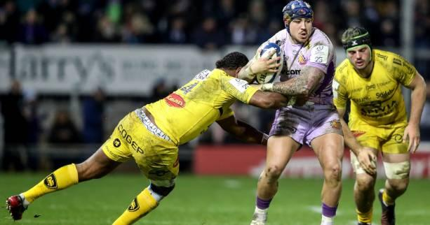 Rugby - CE - Coupe d'Europe: Exeter avec Nowell et ses cadres face au Racing92