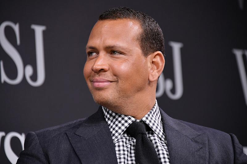 Alex Rodriguez is pleading with owners and players to work together to bring back baseball. (Photo by Michael Loccisano/Getty Images)
