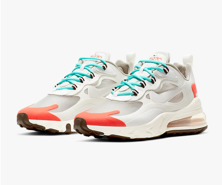 Women's Nike Air Max 270 React Shoes