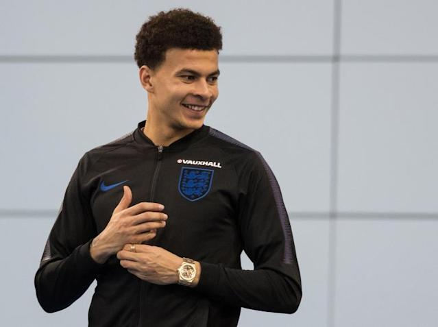 Dele Alli wearing pain of England's past as armour as he looks towards the World Cup in Russia