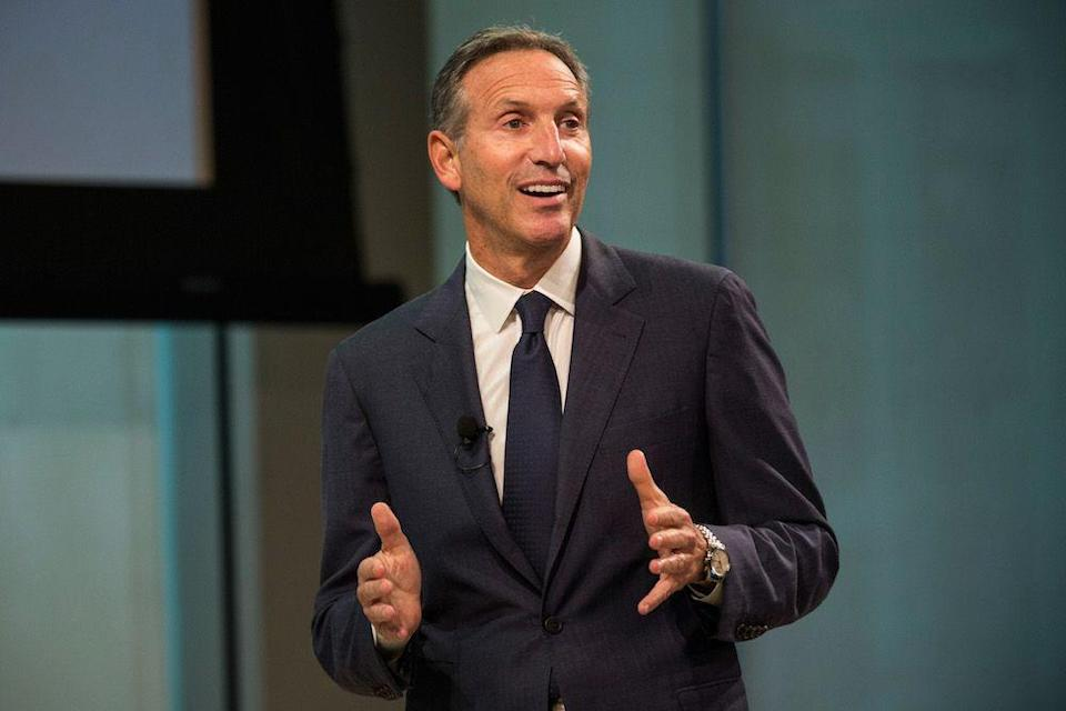 """<p>Former Starbucks CEO Howard Schultz went from having no business education to growing Starbucks into an international brand.</p><p>With his in-depth 12 video lessons, you'll learn everything from what he's learnt about business leadership and finding investors to hiring a values-based team.</p><p>Course: 12 video lessons, two passes (with access to all classes) </p><p>Price: £170</p><p><a class=""""link rapid-noclick-resp"""" href=""""https://go.redirectingat.com?id=127X1599956&url=https%3A%2F%2Fwww.masterclass.com%2Fclasses%2Fhoward-schultz-leading-a-values-based-business&sref=https%3A%2F%2Fwww.elle.com%2Fuk%2Flife-and-culture%2Fg32386932%2Fbusiness-courses-online%2F"""" rel=""""nofollow noopener"""" target=""""_blank"""" data-ylk=""""slk:SHOP NOW"""">SHOP NOW</a></p>"""