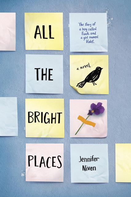 """<em><strong><h2>All The Bright Places</h2></strong></em>Release date TBD 2017<br><br><strong>Based On: </strong> The YA novel by Jennifer Niven<br><br><strong>What It's About:</strong> Two depressed teens in a small town in Indiana find romance after a dark first encounter and working on a joint school project. <br><br><strong>Starring: </strong>Elle Fanning<span class=""""copyright"""">Photo: Courtesy of Knopf Publishing Group.</span>"""