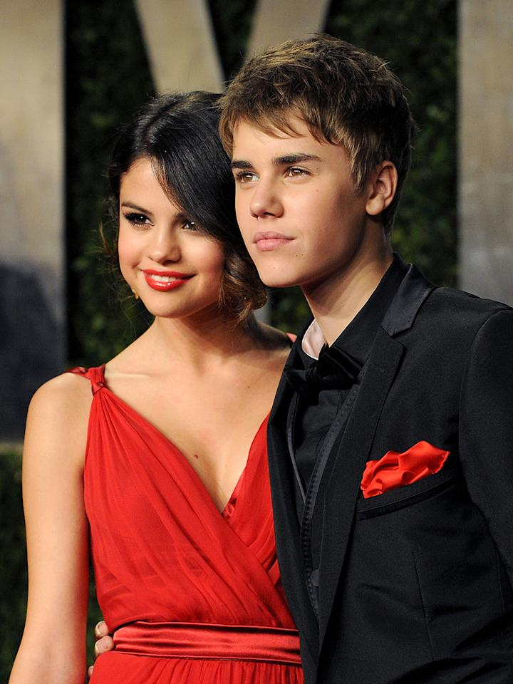 "There are rumors that Justin Bieber's song ""Nothing Like Us"" is about his former girlfriend, Selena Gomez."
