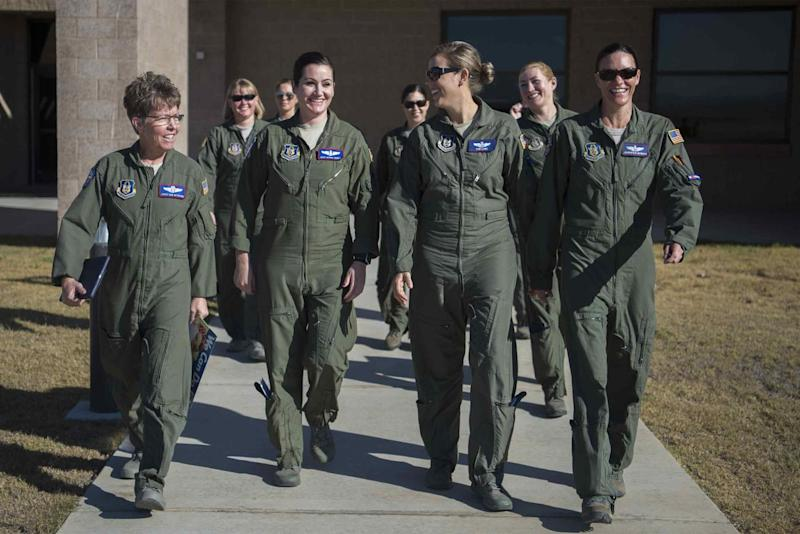Air Force Scrubs 'Male-Only References' from its Official Song