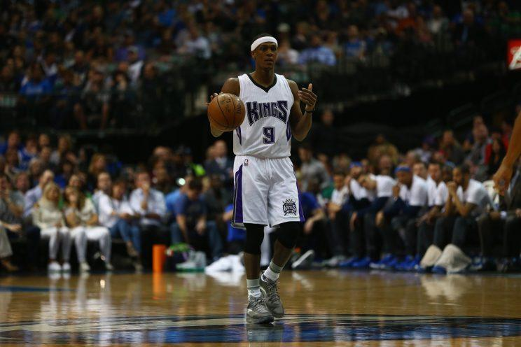 Rajon Rondo is only guaranteed $3 million in the second year of his deal. (Getty)