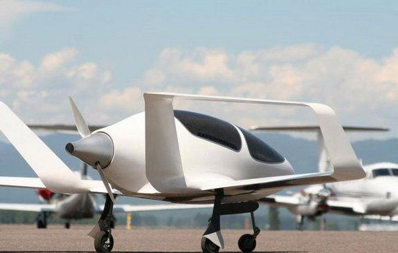 'Synergy' Aircraft Promises Better Fuel Economy than Cars