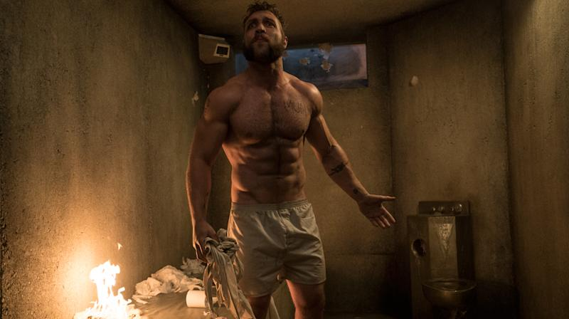 Jai Courtney as Boomerang (Credit: Warner Bros)