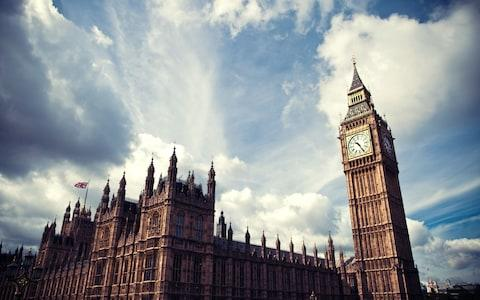 """Mr Paisley was suspended from parliament for 30 sitting days and narrowly avoided being ousted as an MP after a """"recall petition"""" was sent around his constituency - Credit: Cyrielle Beaubois"""