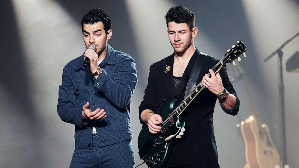 Nick Jonas says brother Joe's new baby daughter is 'the best': 'I wish we could all be together'