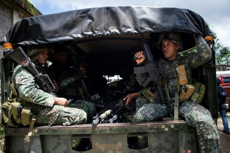 Philippine lawmakers ask court to put an end to martial law