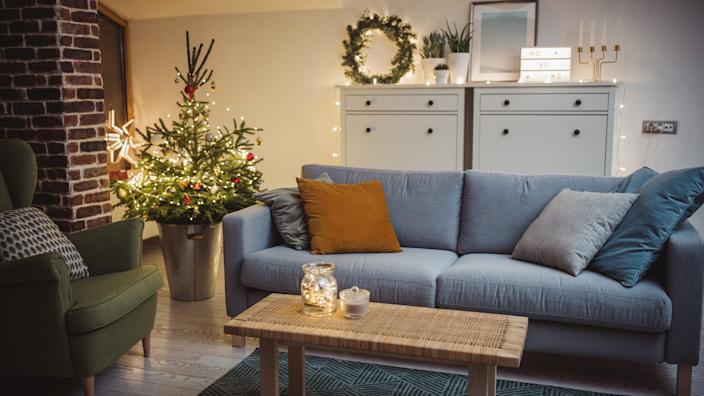 Get a jump start on your holiday decorating with this Wayfair sale.