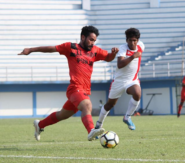 Six-time champions Goa were downed 3-1 by Mizoram while Odisha had to bear the brunt of losing 2-1 to Punjab despite scoring first...