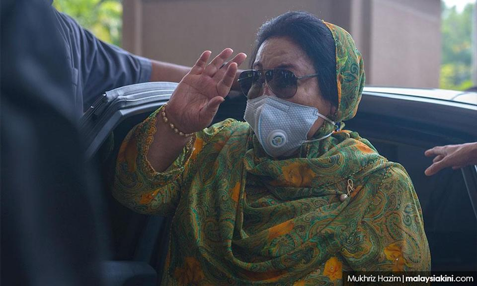 Court throws out Rosmah's bid to nullify solar project corruption trial