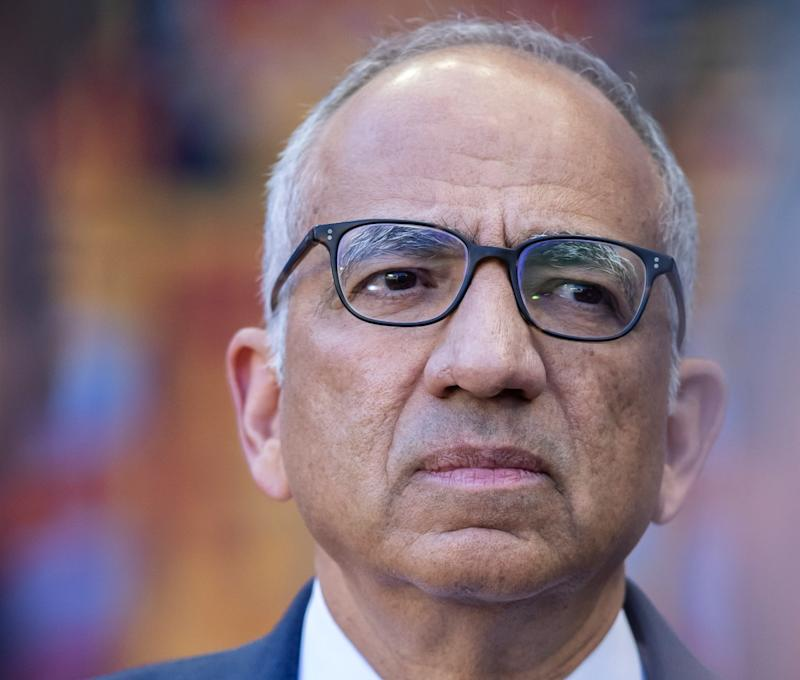 U.S. Soccer president Carlos Cordeiro has apologized for the language used in the latest equal pay lawsuit filing. (Photo by Ira L. Black/Corbis via Getty Images)