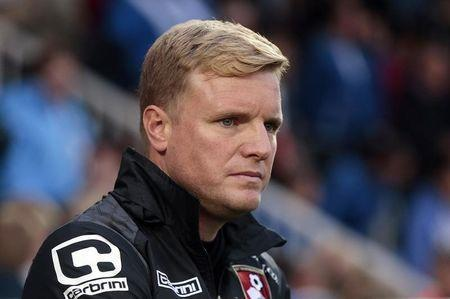 Football - Hartlepool United v AFC Bournemouth - Capital One Cup Second Round - Victoria Park - 25/8/15 Bournemouth manager Eddie Howe Mandatory Credit: Action Images / Graham Stuart Livepic