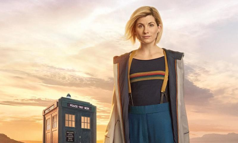 Doctor New … Jodie Whittaker
