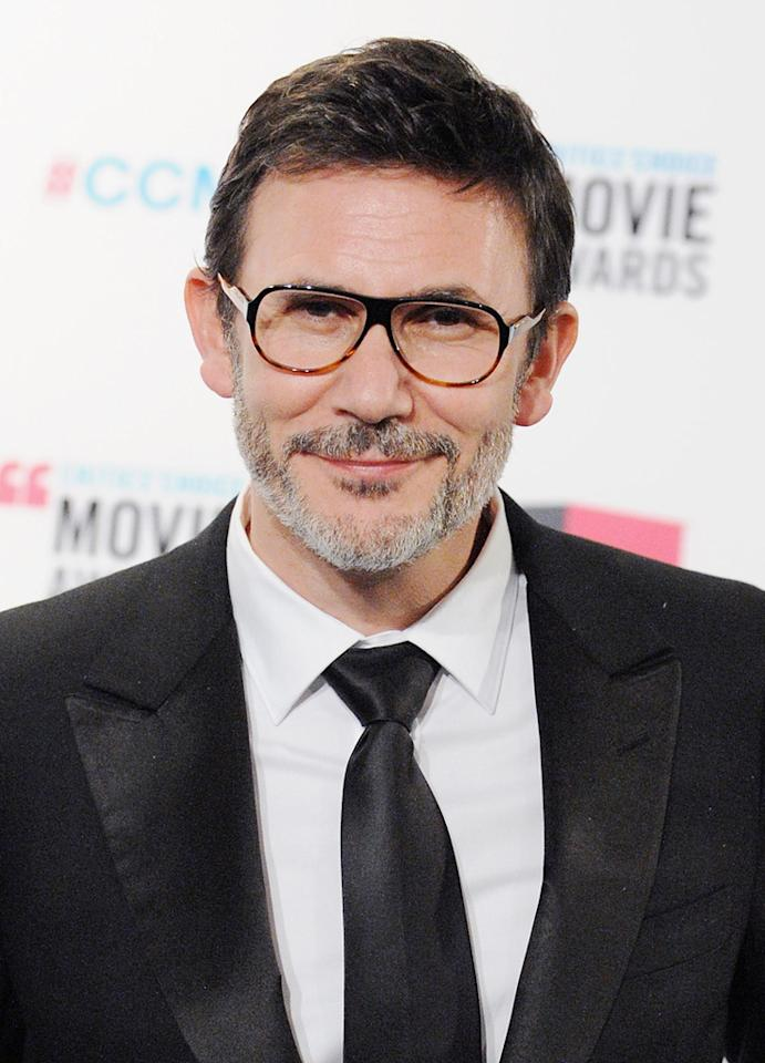 """I am so honored for this nomination,"" said Michel Hazanavicius, the Best Director nominee for ""The Artist."" ""Filming 'The Artist' in Los Angeles was a dream come true, and to receive this recognition today is far beyond what I ever imagined. I couldn't have done this film without the incredible cast of actors and outstanding crew whose heart and souls were poured into this project."""