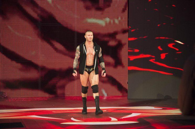 Orton, a third-generation star and WWE veteran, says he wants to wrestler for '10 or 20′ more years. (Image courtesy of WWE)