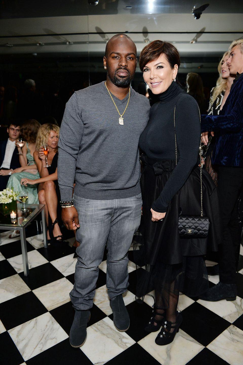 """<p>Specifically, so she can have sex with her boyfriend, Corey Gamble. <a href=""""https://www.mirror.co.uk/tv/tv-news/frisky-kris-jenner-demands-film-21845597"""" rel=""""nofollow noopener"""" target=""""_blank"""" data-ylk=""""slk:No, literally, this is a thing that happened"""" class=""""link rapid-noclick-resp"""">No, literally, this is a thing that happened</a>.</p>"""