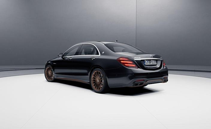 """<p>We've also seen <a href=""""https://www.caranddriver.com/news/a26327655/mercedes-benz-s-class-2021-interior-spy-photos/"""" rel=""""nofollow noopener"""" target=""""_blank"""" data-ylk=""""slk:spy photos of the next generation S-class"""" class=""""link rapid-noclick-resp"""">spy photos of the next generation S-class</a> as recently as this month. The Final Edition's bow at the Geneva motor show is a clue that an all-new S-class must be just around the corner.</p>"""
