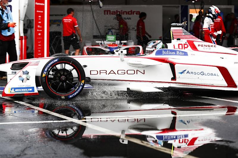 Dragon keeps Lopez for new Formula E season
