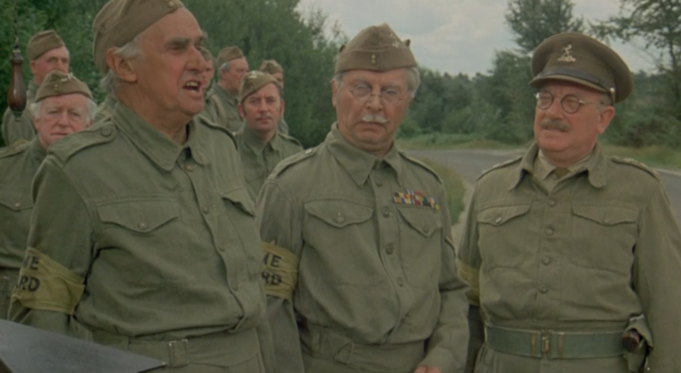 Dad's Army (Credit: Columbia Pictures)
