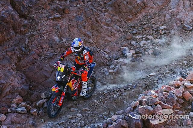 "#1 Red Bull KTM Factory Racing: Toby Price <span class=""copyright"">KTM </span>"