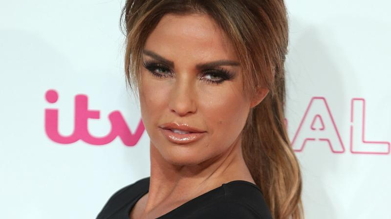 Katie Price is heckled by crowds at her show