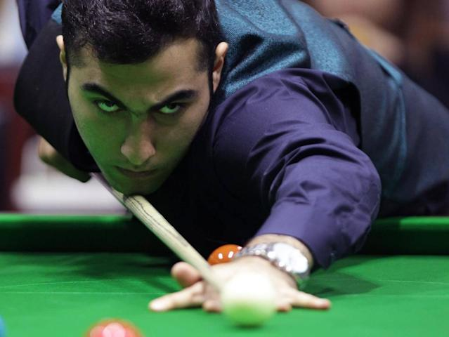 The 23-year-old wants to see more Iranians playing snooker (Getty)