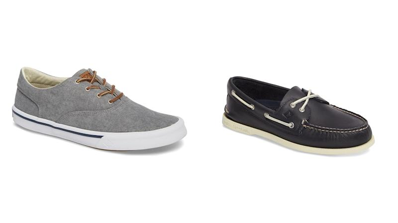 This Sperry sale is a great excuse to grab a new pair for next spring.
