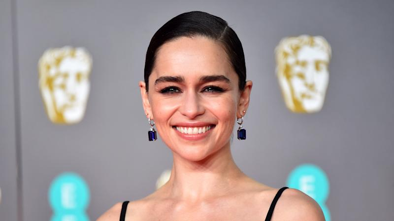 Emilia Clarke discusses her television debut in BBC soap Doctors