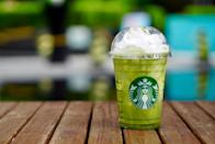 "<p>If you're not much of a Guinness drinker, we suggest this green Starbucks drink instead. </p> <p> <a href=""http://media1.popsugar-assets.com/files/2021/02/12/033/n/1922507/6650dec026f57833_m-w-PdpqO3jXHfs-unsplash/i/st-patricks-day-zoom-backgrounds.jpg"" class=""link rapid-noclick-resp"" rel=""nofollow noopener"" target=""_blank"" data-ylk=""slk:Download this Zoom background image here."">Download this Zoom background image here.</a> </p>"