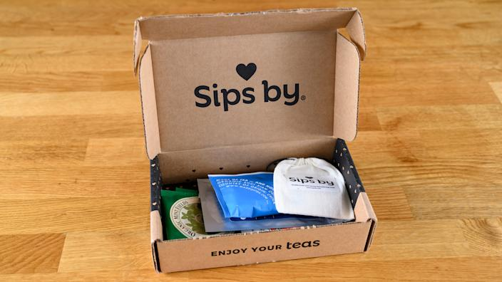 If you love tea, you need to try Sips by.